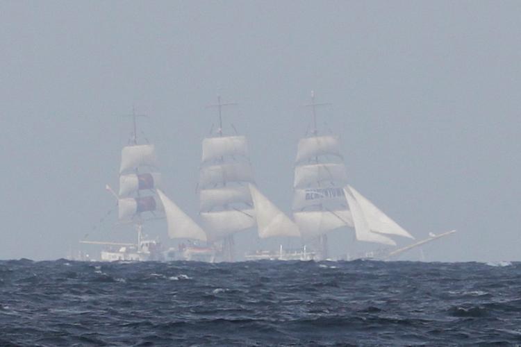 Zeilschip (Jan Dekker)